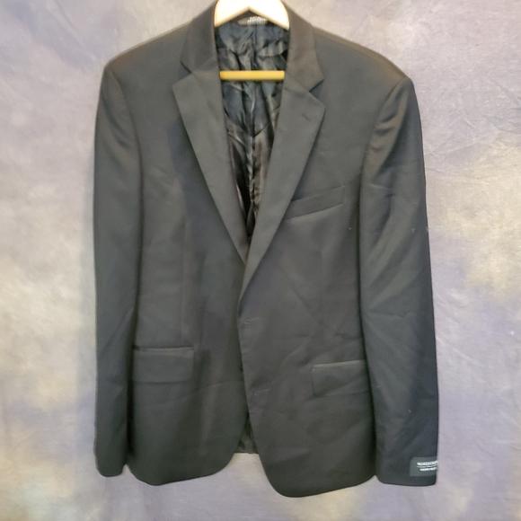 Nordstrom Other - Nordstrom Mens Store Black Suit Jacket